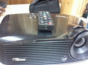 OPTOMA Home Theatre Misc. Equipment PROJECTOR